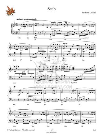 Sib Sheet Music